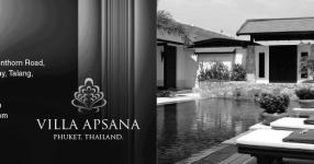 Villa Apsana Card