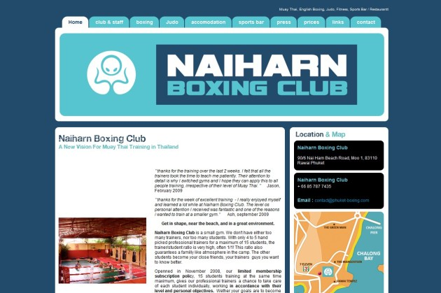 Naiharn Boxing Club